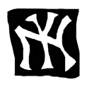 Badly Drawn Logos New York Yankees
