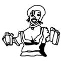 Badly Drawn Logos St Pauli Girl