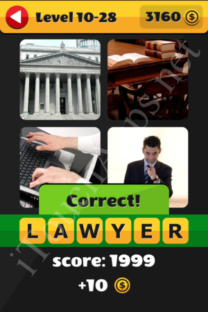 What's That Word Level 10-28 Solution