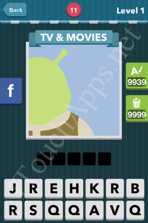 Icomania Level 11 Solution