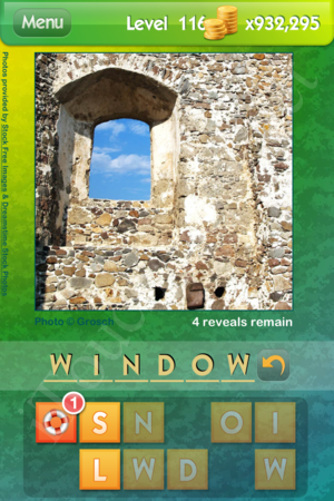 What's the Pic Level 116 Solution