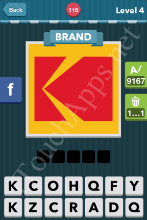 Icomania Level 116 Solution