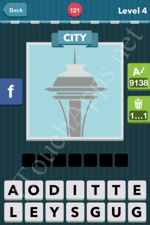 Icomania Level 121 Solution