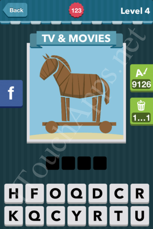 Icomania Level 123 Solution