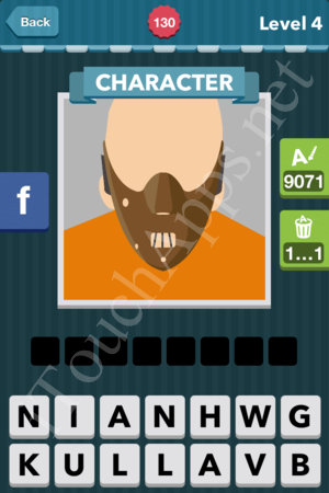 Icomania Level 130 Solution