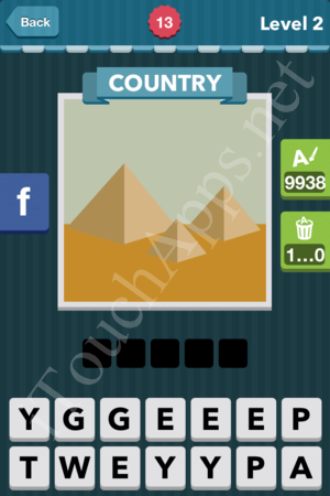 Icomania Level 13 Solution