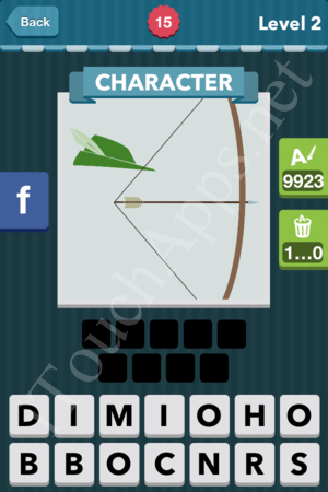 Icomania Level 15 Solution