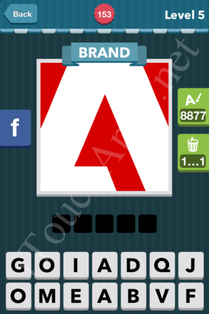 Icomania Level 153 Solution