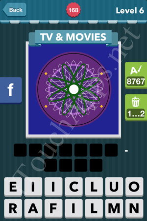 Icomania Level 168 Solution