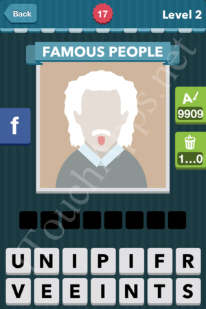 Icomania Level 17 Solution