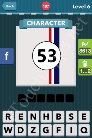 Icomania Level 187 Solution
