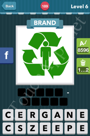 Icomania Level 189 Solution