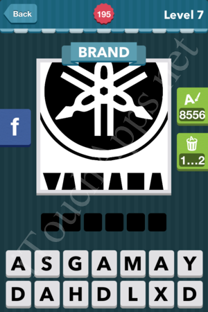 Icomania Level 195 Solution