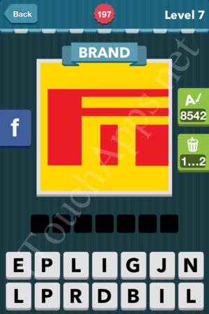 Icomania Level 197 Solution