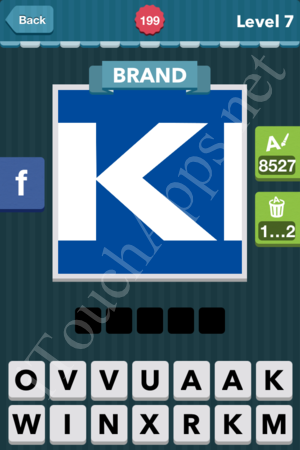 Icomania Level 199 Solution