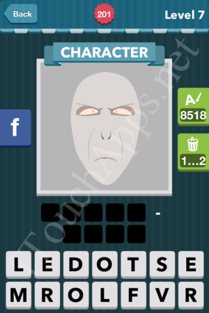 Icomania Level 201 Solution