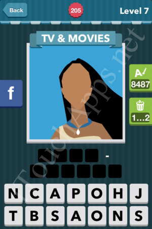 Icomania Level 205 Solution