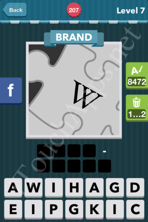 Icomania Level 207 Solution