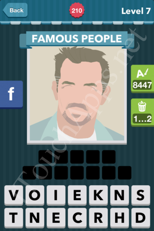 Icomania Level 210 Solution