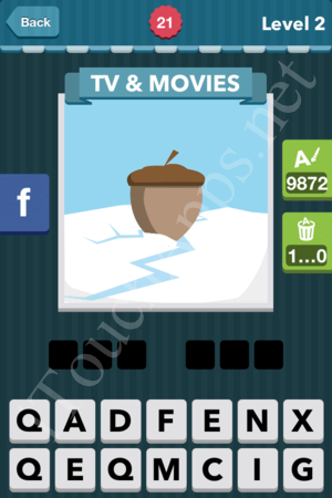 Icomania Level 21 Solution
