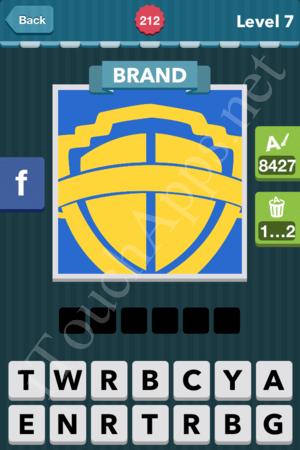 Icomania Level 212 Solution