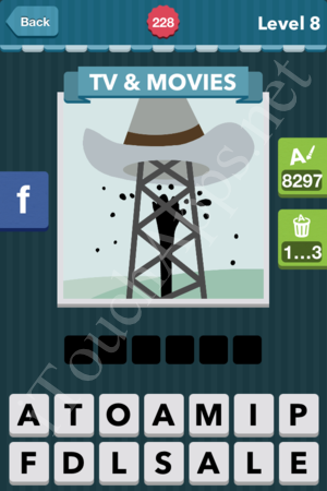 Icomania Level 228 Solution
