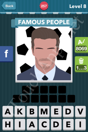 Icomania Level 257 Solution