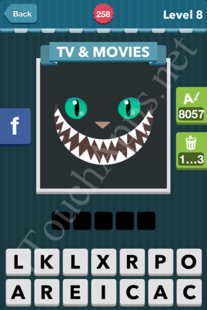 Icomania Level 258 Solution