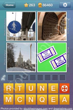 What's the Word Level 263 Solution