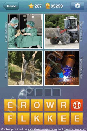 What's the Word Level 267 Solution