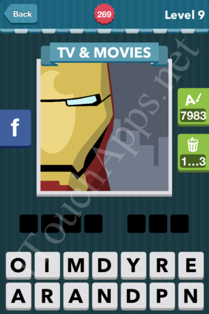 Icomania Level 269 Solution