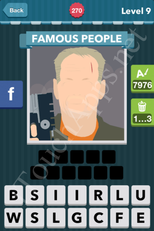 Icomania Level 270 Solution