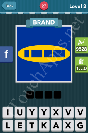 Icomania Level 27 Solution
