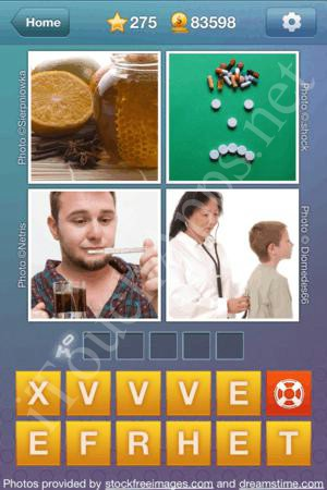 What's the Word Level 275 Solution