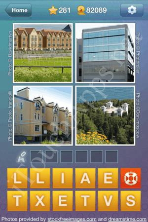 What's the Word Level 281 Solution