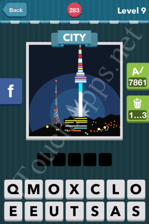 Icomania Level 283 Solution