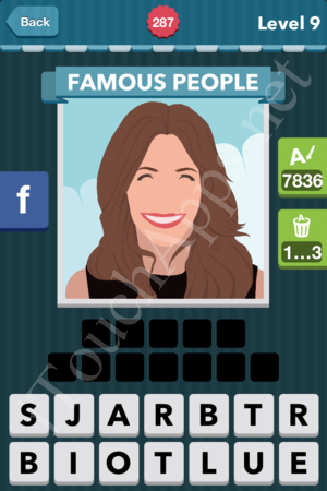 Icomania Level 287 Solution