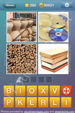 What's the Word Level 288 Solution