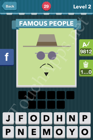 Icomania Level 29 Solution