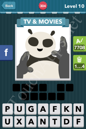 Icomania Level 304 Solution