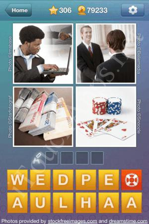 What's the Word Level 306 Solution
