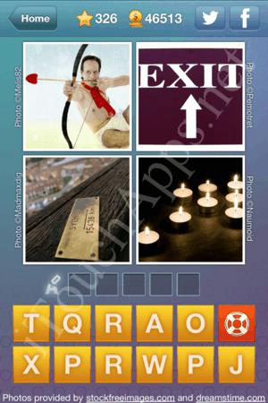 What's the Word Level 326 Solution