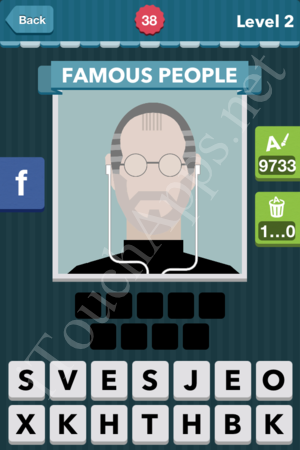 Icomania Level 38 Solution