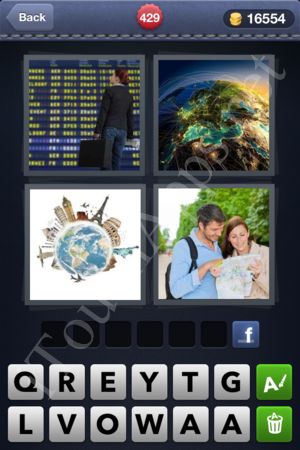 4 Pics 1 Word Level 429 Solution