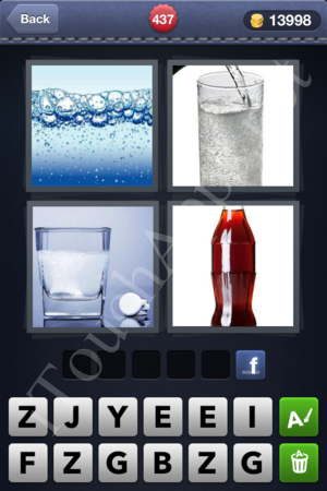 4 Pics 1 Word Level 437 Solution