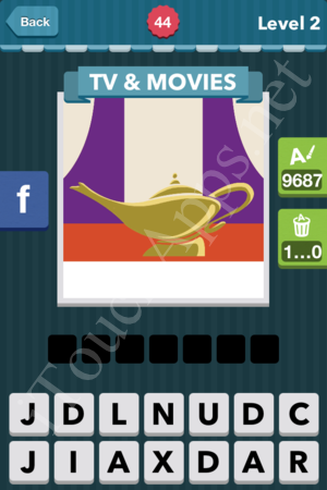 Icomania Level 44 Solution