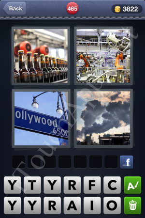4 Pics 1 Word Level 465 Solution