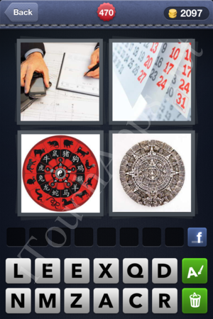 4 Pics 1 Word Level 470 Solution