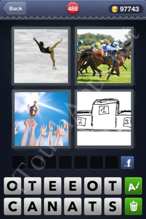 4 Pics 1 Word Level 488 Solution