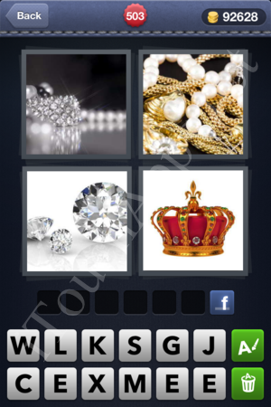 4 Pics 1 Word Level 503 Solution